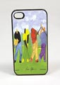 Big Boy Golf African American Cell Phone case